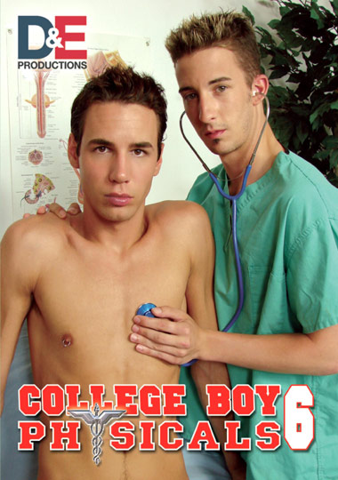 College Boy Physicals 6 cover