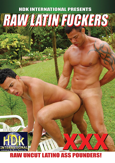 Raw Latin Fuckers cover