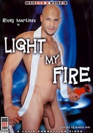 Ricky Martinez sets this knight on fire... Viper's smolderin' sex toy... Clover's bangin' butt-boi... red-hot pokers! That pretty much sums up what's goin' on in this Big City / Latin Connection title. Not alot of plot but plenty of piece. Hey, if you drool like we do over massively oversized papi-cock, you'd be hard-pressed to find bigger shlonkers this side of the East River, hello.
