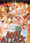 Blonde Anal Attack