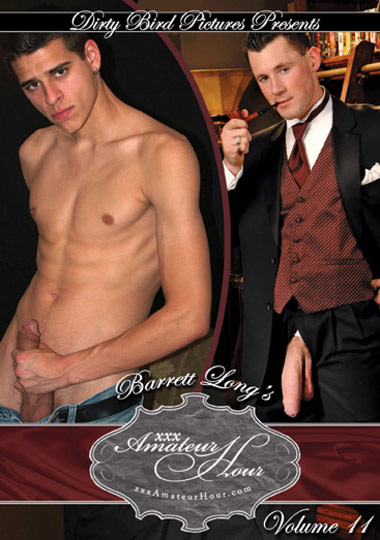 Barrett Long's XXX Amateur Hour 11 cover