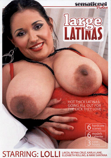 Large Latinas cover
