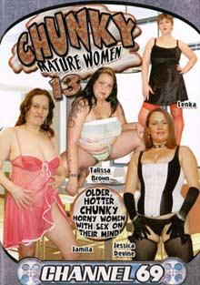 Chunky Mature Women 13