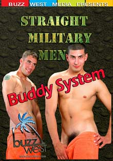 Straight Military Men Buddy System