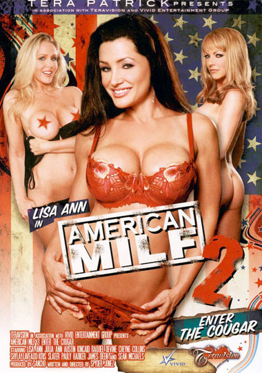 American Milf 2: Enter The Cougar cover