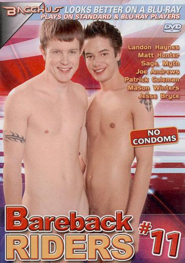 Bareback Riders 11 cover