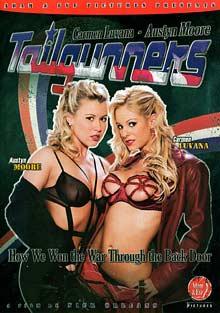 Carmen Luvana's Feature Fourplay: Tailgunners cover