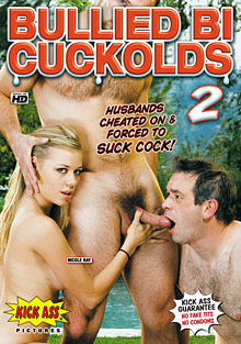 Forced Bi Cuckolds 2 cover