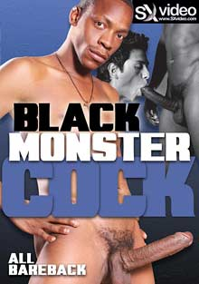 Black Monster Cock cover
