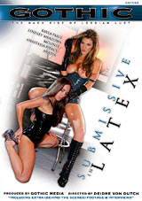 Submissive In Latex