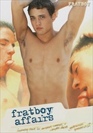 The Fratboys are at it again. Mixing a little office work with some sexual affairs. Watch this five scene feature with resident hotties Shawn Fox, Nick Angels, and Michael Lee as they fuck their way through the frathouse once more.