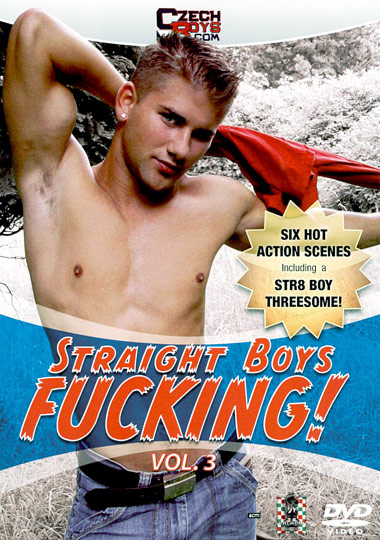 Straight Boys Fucking 3 cover