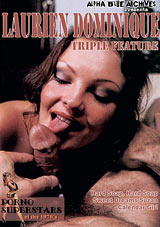 Adult Movies presents Laurien Dominique Triple Feature:  Hard Soap, Hard Soap