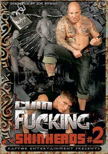 Cum Fucking Skinheads 2 cover
