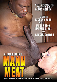 Mann Meat cover