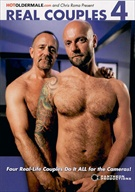 Real Couples 4 is our fourth release in our Real Couples collection. Four real-life daddy and bear couples let you have an explicit look at their sex life together. Check out this latest video in our ever-popular pornumentary series to find out what it's like when these couples fuck. REAL COUPLES. REAL SEX