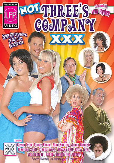 Not Three's Company XXX cover