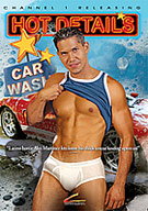 Muscular stud Frank Parker is busy washing a car when straight buddy Robert Black comes by to tell him about a babe he met last night and getting all hot and bothered, Robert asks Frank to suck him off. Frank obliges, but only if Robert returns the favor. After trading blowjobs, Frank rims Robert, and while this is occurring, Robert dumps what seems like a gallon of cum onto his own face and open mouth. Yum! Frank spills his seed over Robert's chest.