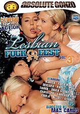 Lesbian Fuck Fest 3