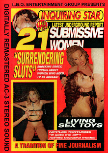 The Inquiring Star 21 Submissive Women