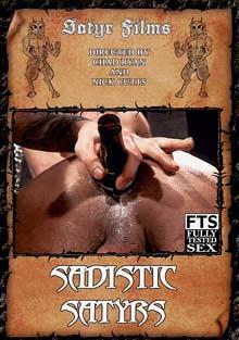 Gay Orgy GroupSex : Sadistic Satyrs!