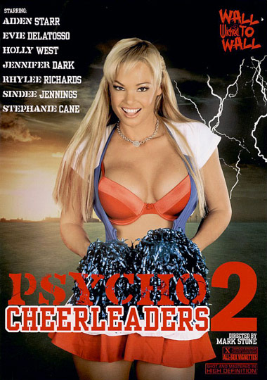Psycho Cheerleaders 2 cover