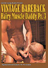 Vintage Bareback: Hairy Muscle Daddy 3