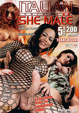 Italian She Male 30
