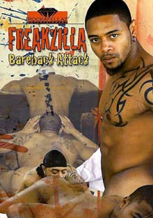Freakzilla Bareback Attack cover