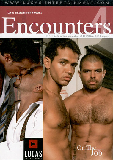 Encounters 4 On the Job Cover Front