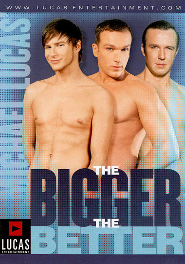 The Bigger the Better (Lucas) Cena 4 Cover 1