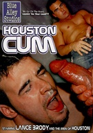 Lance Brody, start of the CUM PIG MEN'S huge DVD Swallow it, Straight Boy! takes this Blue Alley Studios production to Houston, Texas, where everything's big. Including Brody's desire for cock, his appetite for cum and the need to finally fuck a guy in the ass. Brody's first cowboy is a smooth, muscled blond with tatts who's dick he devours along with his cum. The parade of hotties who's spooge Lance eagerly slurps, continues with a beefy dude, a hairy, punked-out, daddy and a handsome-as-Hell preppy number with a smooth upper torso and great hairy legs.