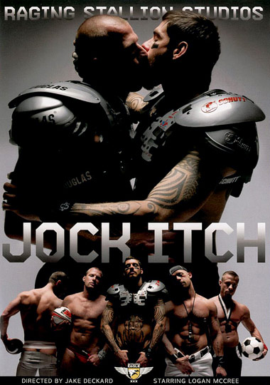 Jock Itch cover