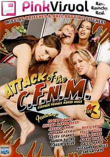 Attack Of The C.F.N.M. 3 cover