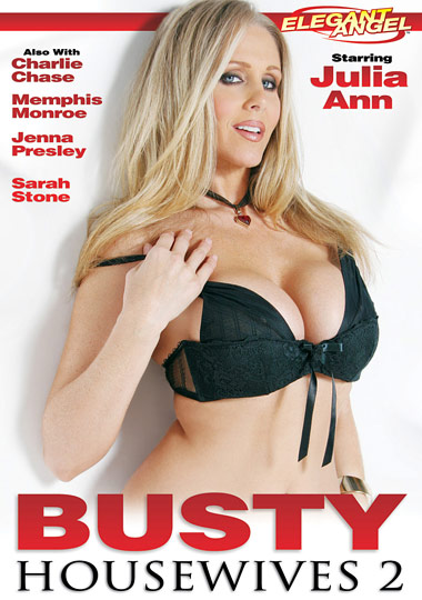 Busty Housewives 2 cover