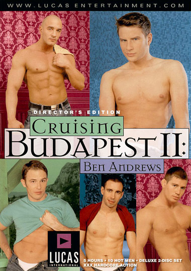 Cruising Budapest 2 Ben Andrews Cover Front