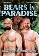 In Bears in Paradise, Pantheon's third hot all-bear video, we travel to beautiful, sun-drenched Florida where the heat from that burning orb in the sky pales in comparison to the heat generated by the furry, beefy and oh-so-horny bears we meet there. These 11 amazing bear-men epitomize all that we love about this special breed of man - Hairy, Horny, Handsome, Hung and never one to let the opportunity to get their dicks nice and wet pass them by.