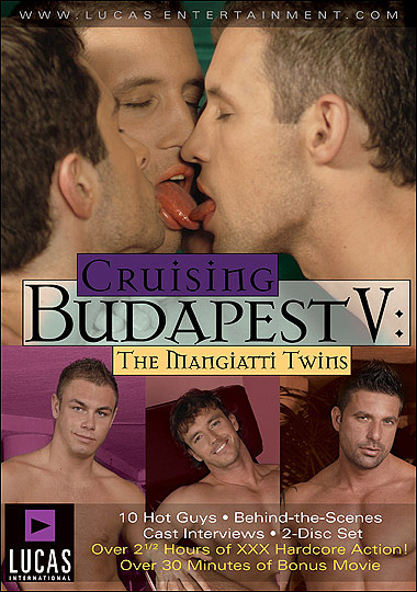 Cruising Budapest 5 The Mangiatti Twins Cover 1