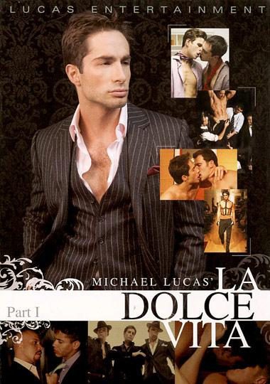 Michael Lucas La Dolce Vita 1 Cover Front