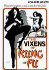 The Vixens Of Kung Fu
