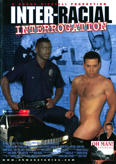Inter-Racial Interrogation Cover Front