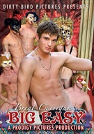 Brent Corrigan and five of his hot friends escape to beautiful New Orlean's for a wild week of reality-style filming! You never know what can happen when these sexy horn dogs get together! 5 full sex scenes complete with orgies, sandwiches, rimming, kissing, deep throating, big dicks, and wild antics.