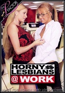 Horny Lesbians At Work