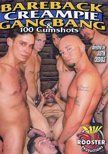 Gay Orgy GroupSex : condoms free Creampie ganbang And 100 Cumshots!