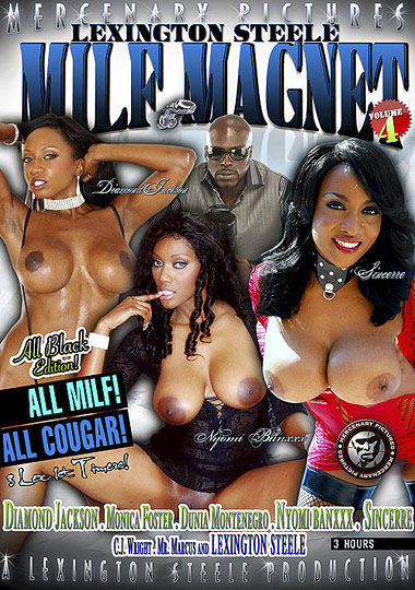Lexington Steele MILF Magnet 4 cover