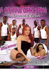 A Shemale Gang Bang: The Interracial Version