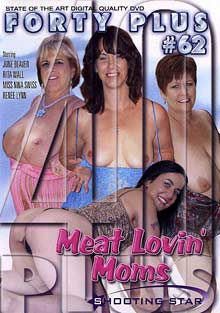 Forty Plus 62: Meat Lovin' Moms cover