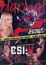Antonio Adamo's CSI: X