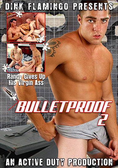 Bulletproof 2 cover