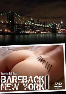 Bareback New York cover